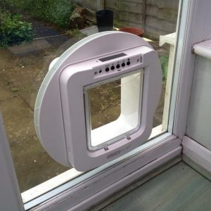 Cat Flap Fitters Oxfordshire