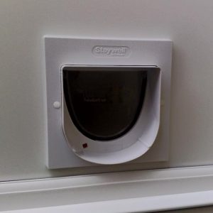 Cat Flap Fitters in Oxfordshire
