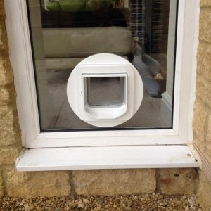 Cat Flap Fitters near Oxfordshire