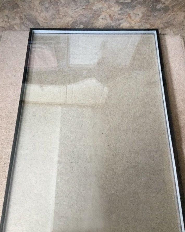 Faulty Double Glazing Glass